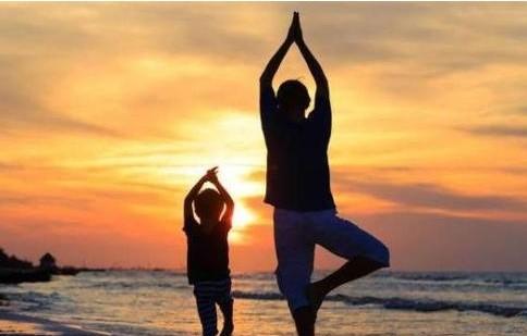 【儿童瑜伽】儿童亲子瑜伽